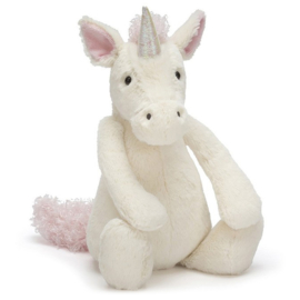 Jellycat Knuffel Eenhoorn 67cm, Bashful Unicorn Really Big