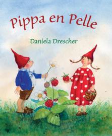 Pippa en Pelle kartonboekje - Daniela Drescher - Christofoor