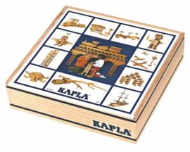 Kapla 100 plankjes in kist