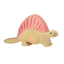 Holztiger Houten dino Dimetrodon