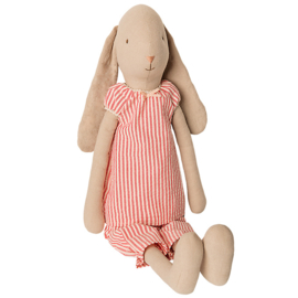 Maileg Bunny Size 4, Night Suit, 53 cm