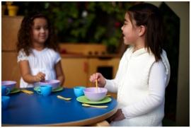 Green Toys Kinderservies 'Dish set'