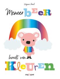 Meneer beer houdt van kleuren - Virginie Aracil - Oogappel