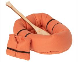 Maileg Rubber Boot voor muizen, Rubber Boat