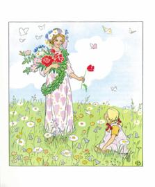 Het bloemenfeest - Elsa Beskow - Christofoor