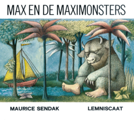 Max en de Maximonsters - Maurice Sendak - Lemniscaat