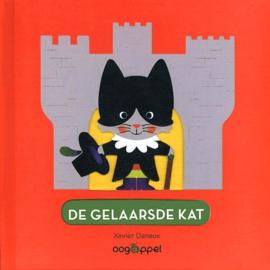 De gelaarsde kat - Xavier Deneux - Oogappel