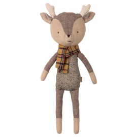 Maileg Rendier knuffel, Winter Friends Reindeer Boy