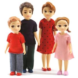 Djeco Poppenhuisfamilie, Thomas & Marion