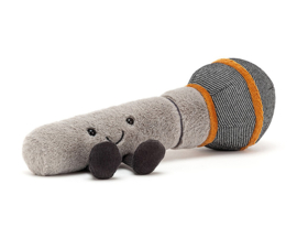 Jellycat Knuffel Microfoon, Amuseable Microphone