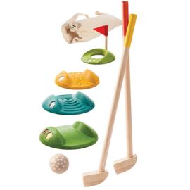Plan Toys Mini Golf-Full Set