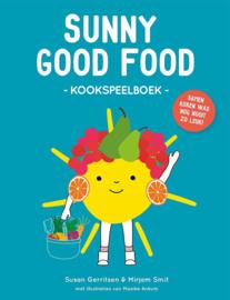 Sunny Good Food - Kookspeelboek- Susan Gerritsen en Mirjam Smit