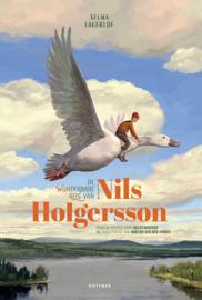 De wonderbare reis van Nils Holgersson - Selma Lagerlöf & Bette Westera - Gottmer