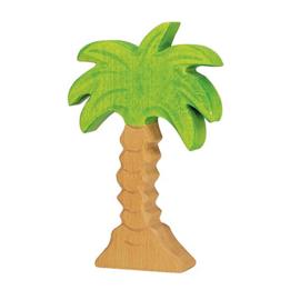 Holztiger Houten Palmboom klein