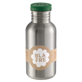 Blafre RVS drinkfles groen 500ml