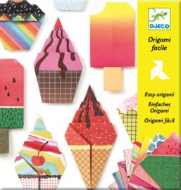 Djeco Origami ijsjes, 5+