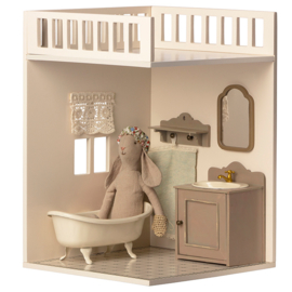 Maileg Wastafel, Miniature bathroom sink
