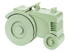 Blafre Lunchtrommel Tractor lichtgroen