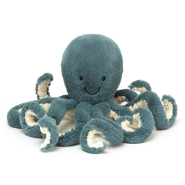 Jellycat Knuffel Octopus 23cm Storm Octopus Small