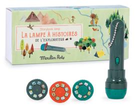 Moulin Roty Verhaaltjeslamp, De Ontdekker / L'Explorateur