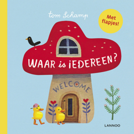 Waar is iedereen? - Tom Schamp - Lannoo