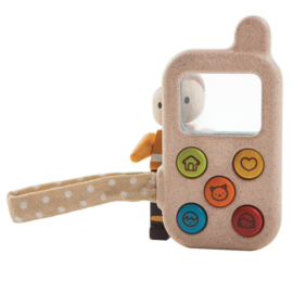 Plan Toys Houten Telefoontje 'My First Phone'