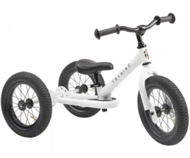 Trybike Steel 2-in-1 loopfiets wit