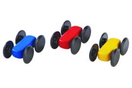 Plan Toys Houten Racebaan Ramp Racer