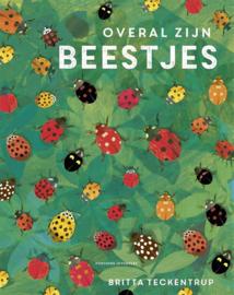 Overal zijn beestjes - Britta Teckentrup - Fontaine Uitgevers