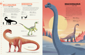 Het dinosaurus handboek - Dieter Braun - Fontaine Uitgevers