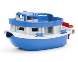 Green Toys Raderboot 'Paddleboat', Blauw