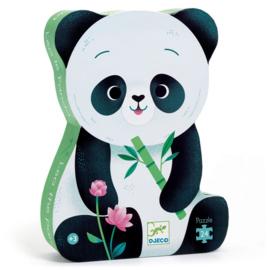 Djeco puzzel Panda, 24 st, 42x30 cm