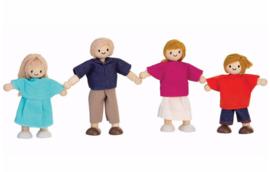 Plan Toys Poppenhuis Familie