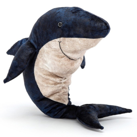 Jellycat Knuffel Haai, Victor Great White Shark