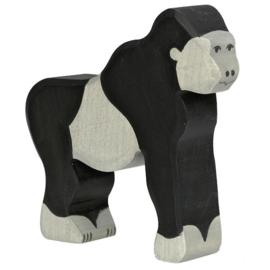 Holztiger Houten Gorilla