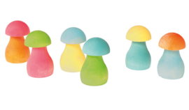 Grimm's paddenstoelen, 12-delig, Pastel
