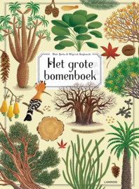 Het Grote Bomenboek - Piotr Socha Wojciech Grajkowski - Lannoo