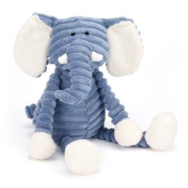 Jellycat Knuffel Olifant 34 cm, Cordy Roy Elephant Baby