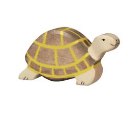 Holztiger Houten Schildpad