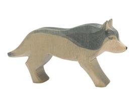Ostheimer Houten Wolf lopend