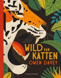 Wild van Katten - Owen Davey - Fontaine Uitgevers