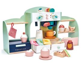 Café Birds Nest met accessoires - Tender Leaf Toys