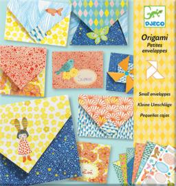 Djeco Origami Kleine Enveloppen, 7+
