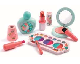 Djeco Houten Speel Make-Up set in doosje, Bird