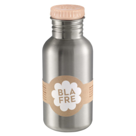 Blafre RVS drinkfles peach 500ml