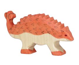 Holztiger Houten dino Ankylosaurus