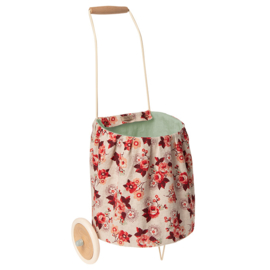 Maileg Trolley, Rose, 56cm