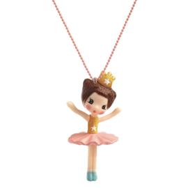 Djeco Ketting Lovely Charms Ballerina