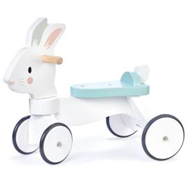 Loopfiets konijn - Tender Leaf Toys
