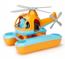 Green Toys Water-helicopter 'Seacopter' blauw